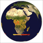 Drought Risk Projection Sphere