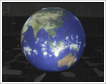Portable Projection Sphere Systems