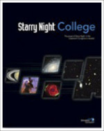 Starry Night College Spherical Projection Sphere
